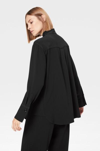 Damen Bluse lang