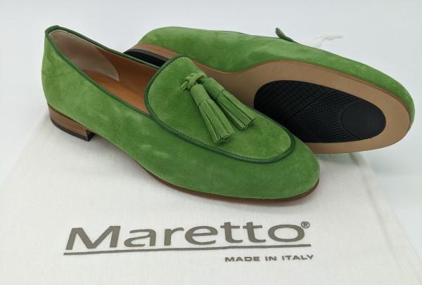 Wildleder Schuh