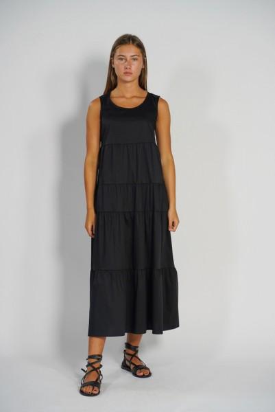 Kleid ohne Ärmel