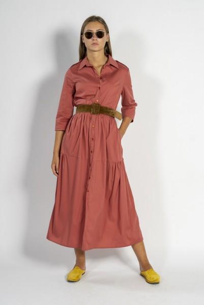 Kleid mit Ärmel