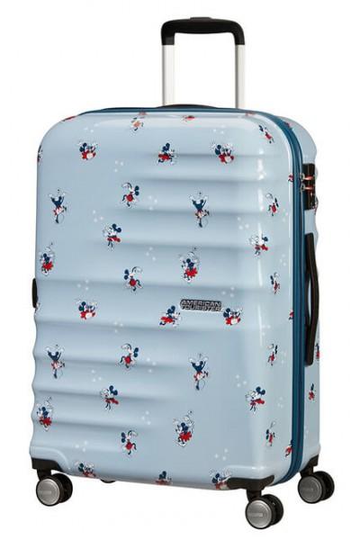 cabin size trolley mickey/minnie